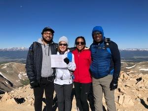 Mt. Sherman -- 2019