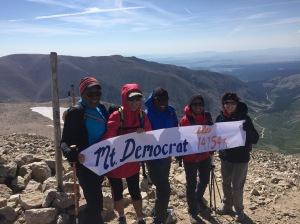 Mt. Democrat -- 2016
